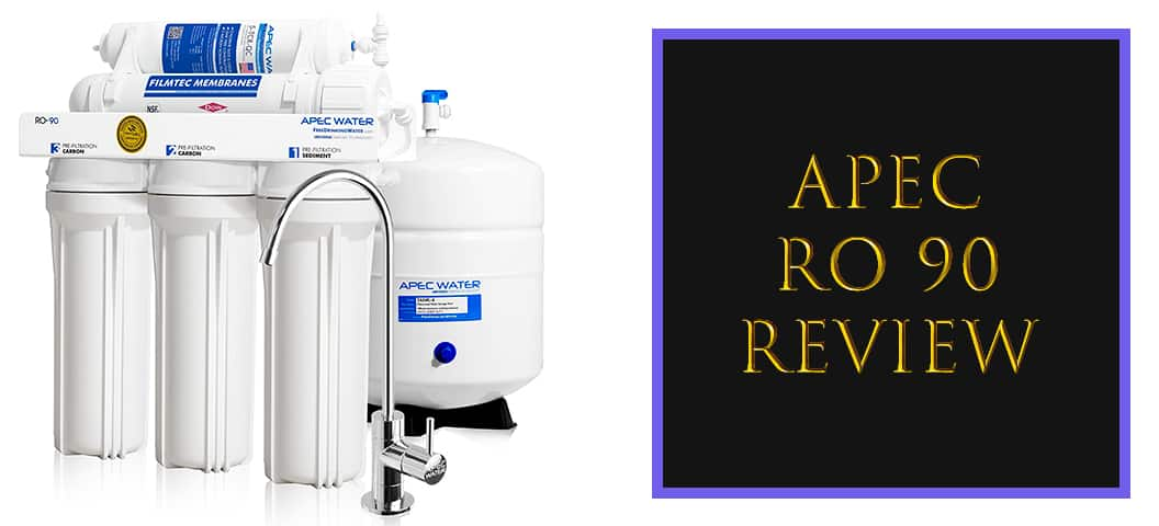 Apec Ro 90 Product Review Emergency Water Damage In