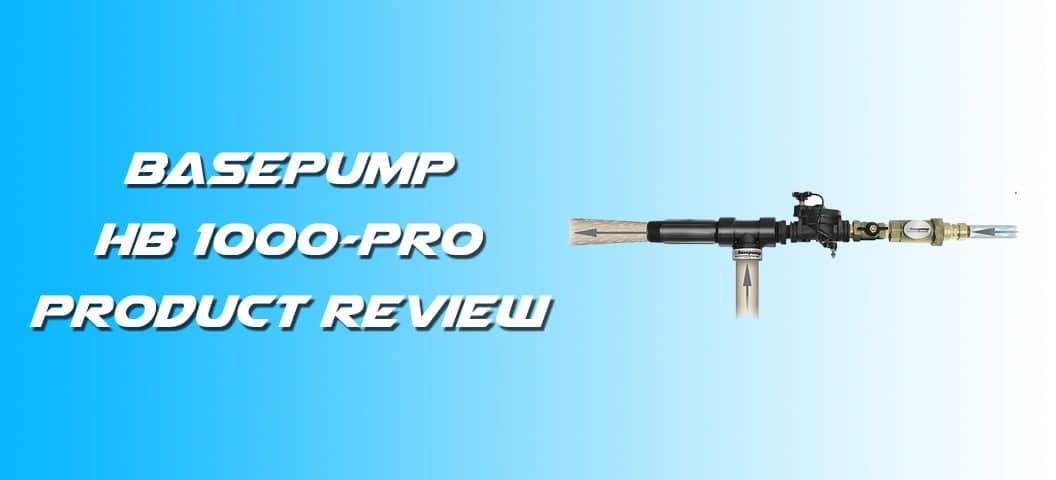 Basepump HB 1000 Pro