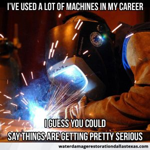 welding-experience