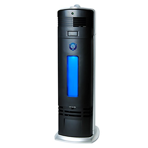 OION B-1000 Permanent Filter Ionic Air Purifier Pro Ionizer with UV-C Sanitizer