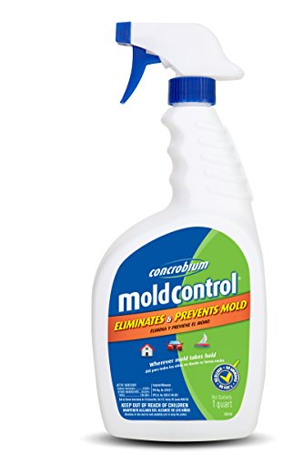 Concrobium Mold Control Kills And Prevents Future Growth Without The Use Of Ammonia Bleach Or Volatile Organic Compounds Vocs Biocides