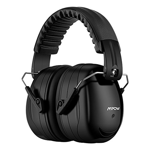 MPow Earmuffs Product Review