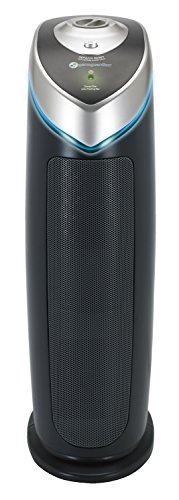 GermGuardian AC4825 3-in-1 Air Purifier with True HEPA Filter and UV-C Sanitizer