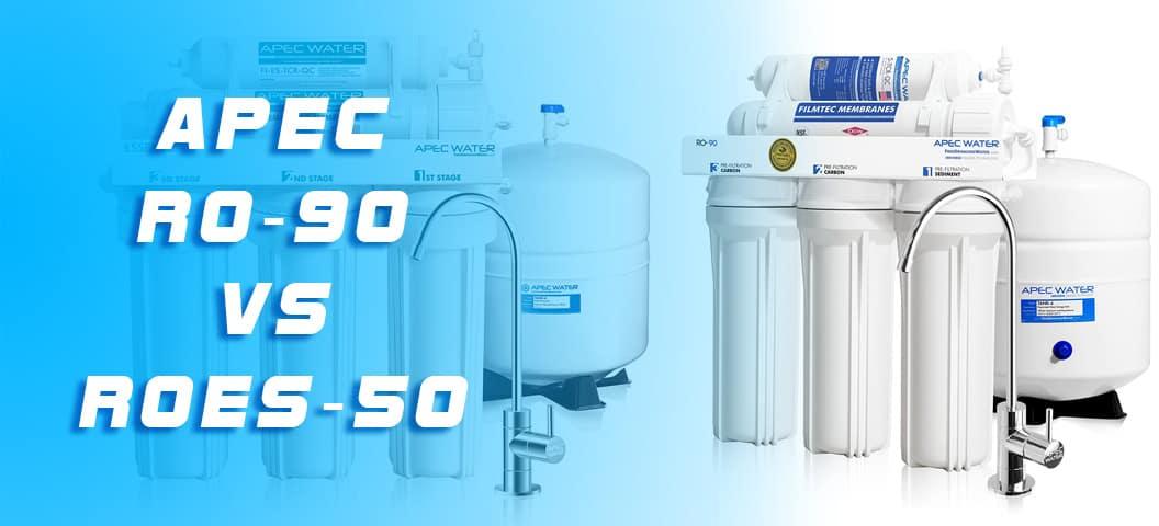 APEC RO-90 VS Roes-50