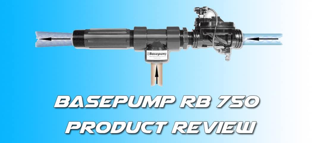 Basepump RB 750