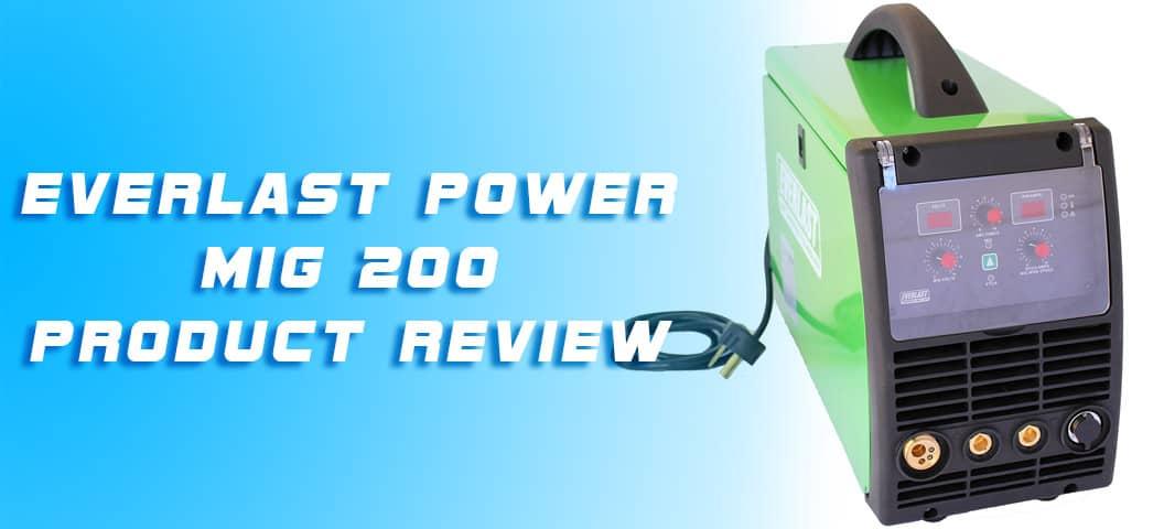 Everlast Power MIG 200