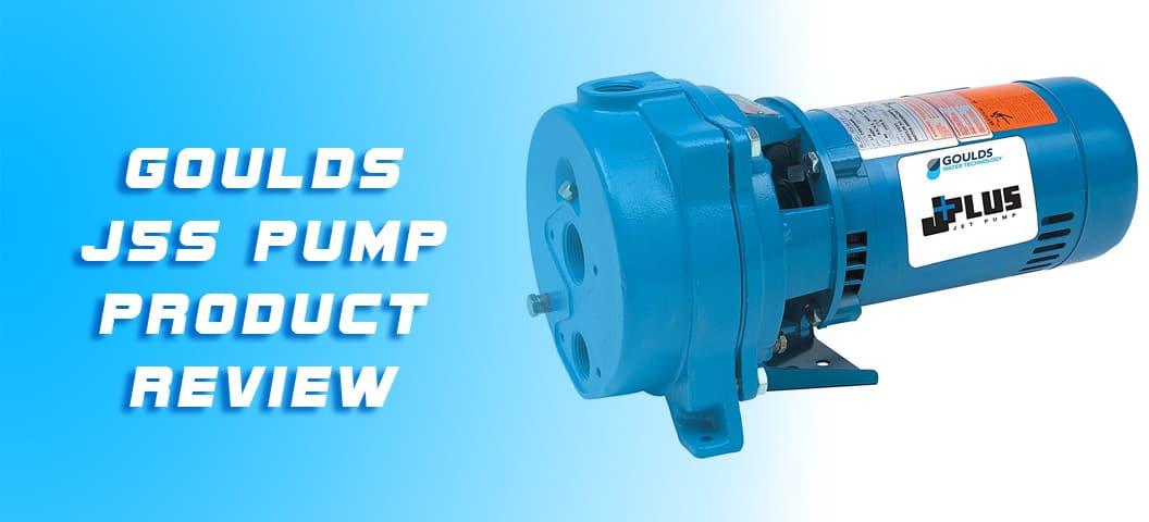 Goulds J5S Pump