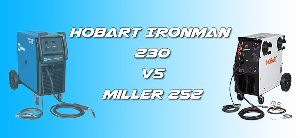 Ironman 230 vs Miller 252