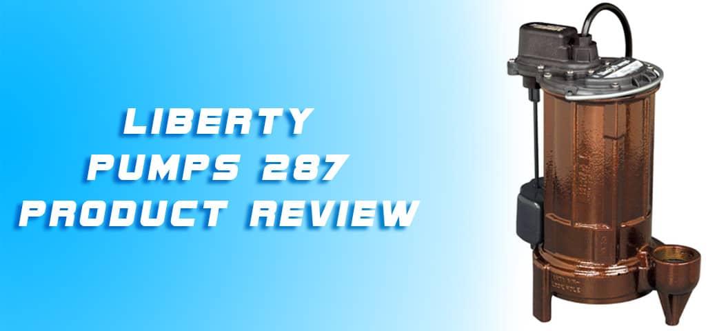 Liberty Pumps 287