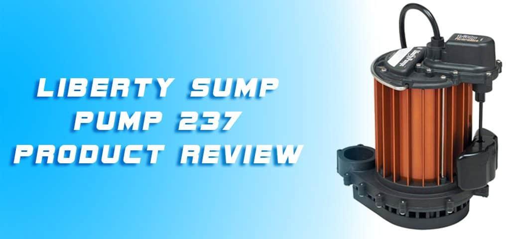 Liberty Sump Pump 237