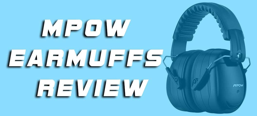MPow Earmuffs