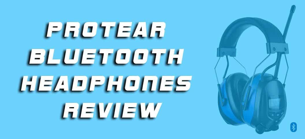 Protear Bluetooth Headphones
