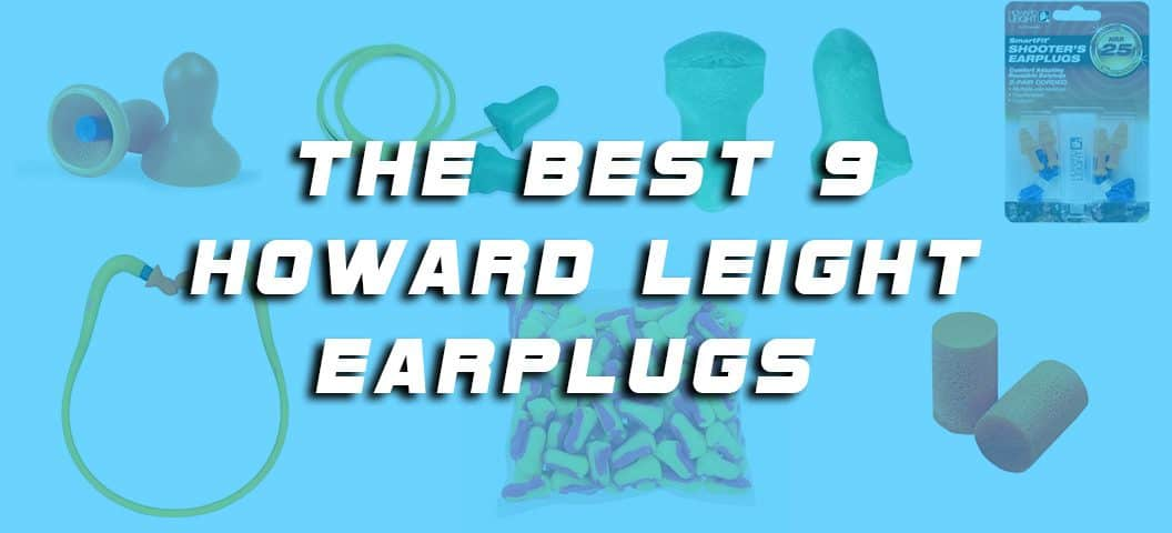 Howard Leight Earplugs