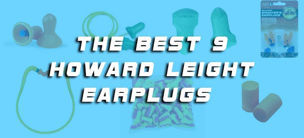Howard Leight Earplugs