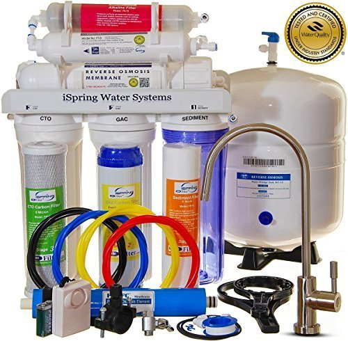 overall reverse osmoses water purification system.