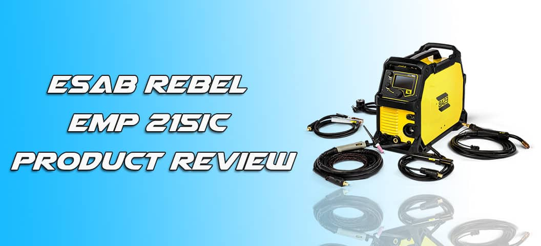 esab rebel 215ic