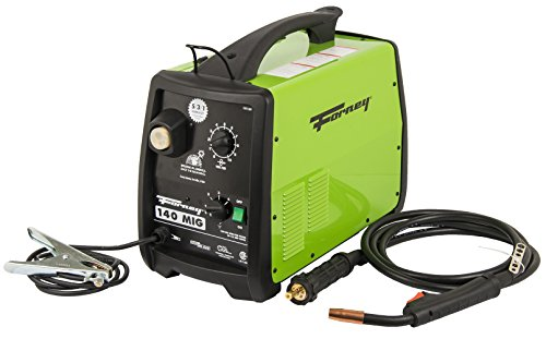 Forney 140 MIG Welder Review