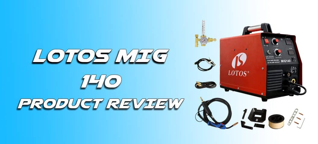 Lotos MIG 140 Product Review – Emergency Water Damage in