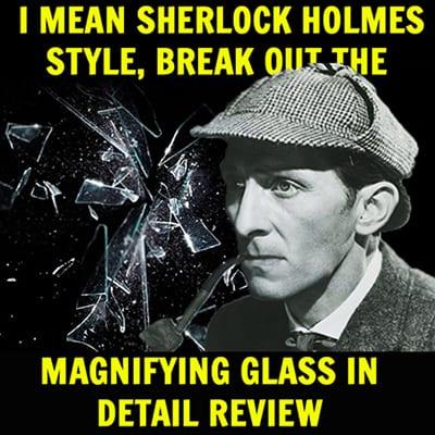 Review Welders in Sherlock Holmes Style
