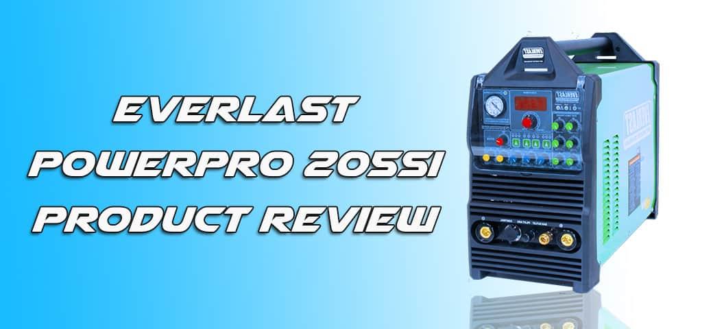 Everlast powerpro 205si