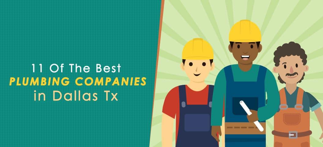 Plumbing Companies in Dallas