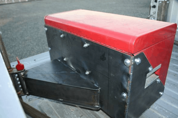 Cool swingout toolbox