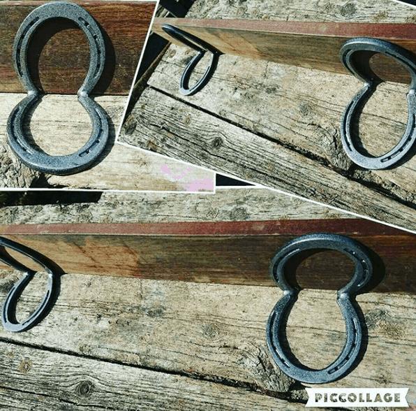 horse shoe bracket