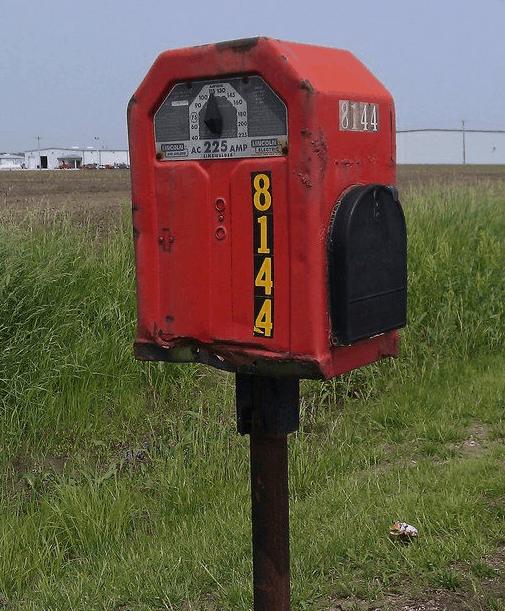 australian mail box