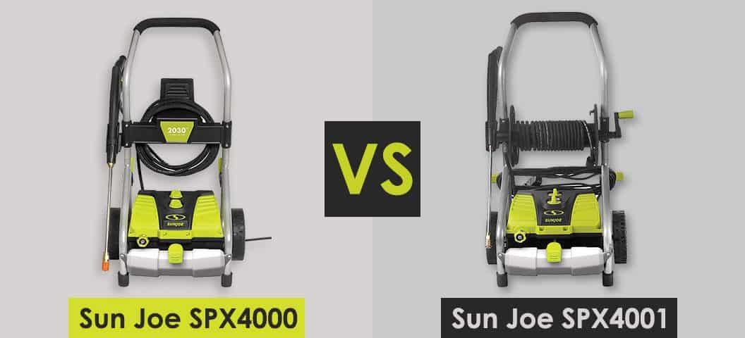 Sun Joe spx 4000