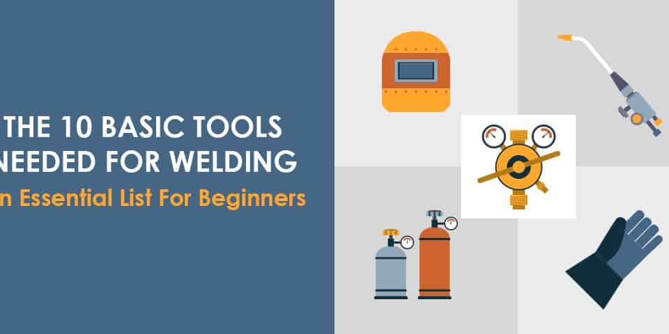 tools needed for welding
