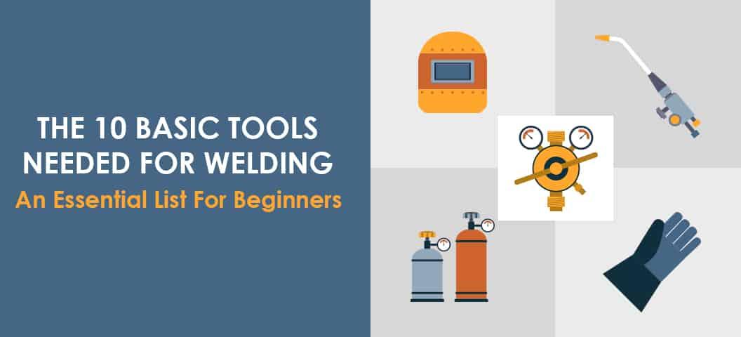 tools needed for welding