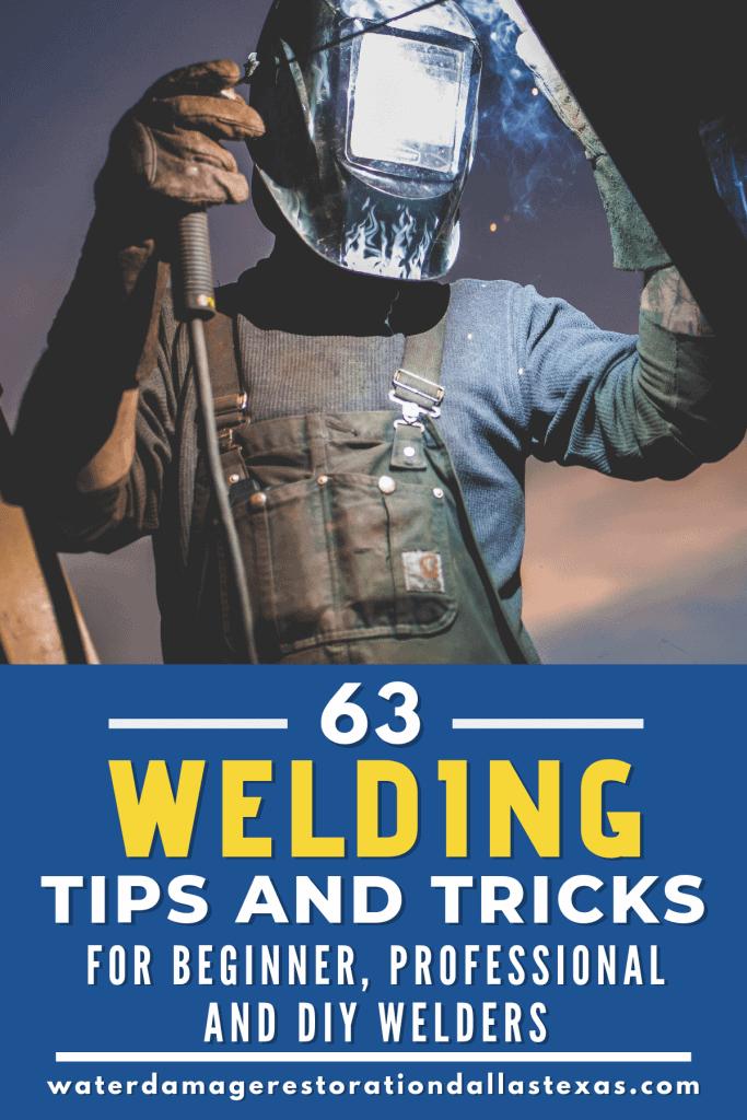 63 good welding tips