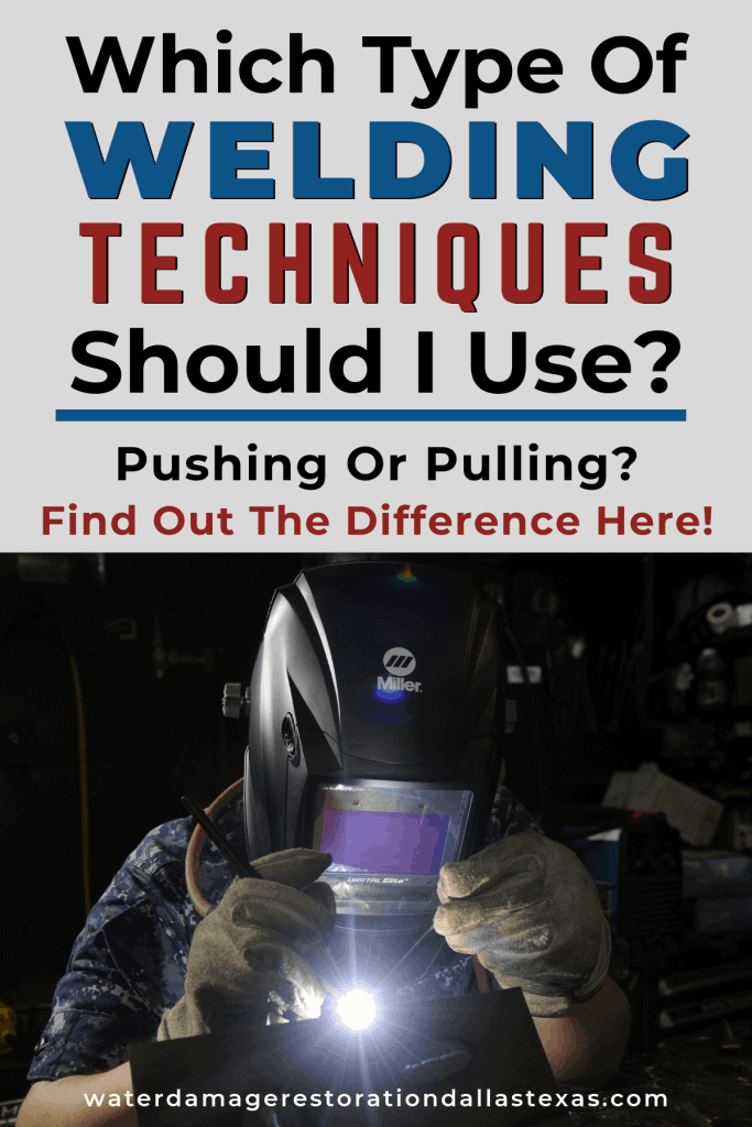different welding techniques