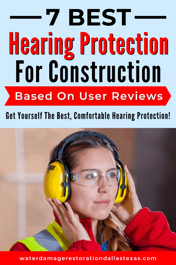 7 different Hearing Protection