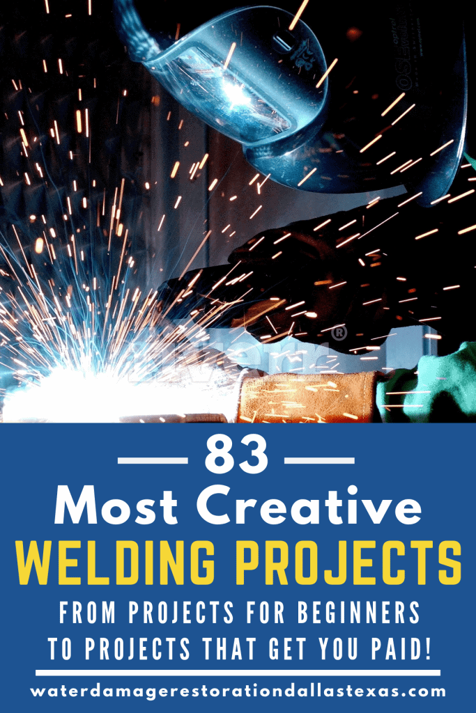 83 Welding Projects
