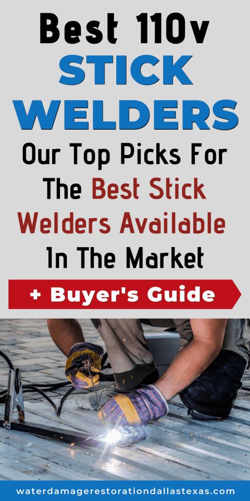 Best 110v Stick Welder