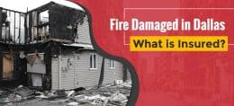 best way to find help for fire damage in dallas