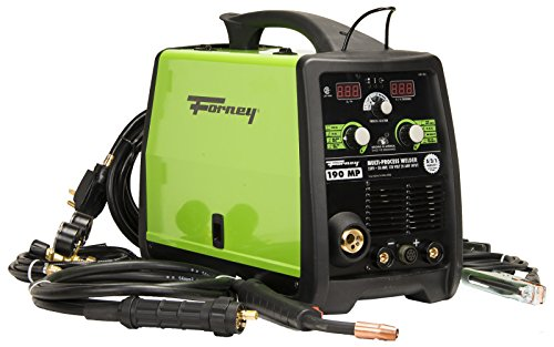FORNEY 324 MIG/ STICK/TIG 3 in one 190 Amp Welder 120/230 Volt