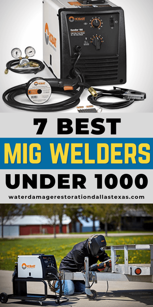 A buyers guide for mig welders under 1000$