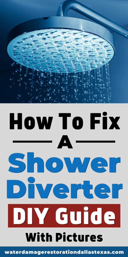 Fixing a shower diverter can easily be done with some guideance. And some shower diverter are abit different but just with some minor differences.
