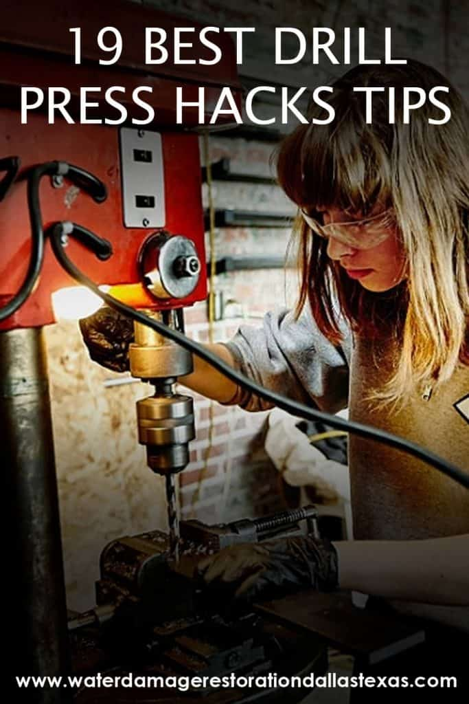 drill press is very similar to an ordinary drill, with this post we have gathered all the best tips on how to use an drill tips for