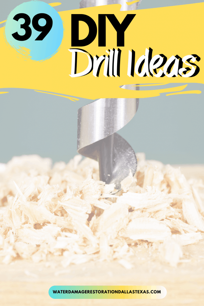 in this post we have gathered 39 best different drill ideas in a diy style.
