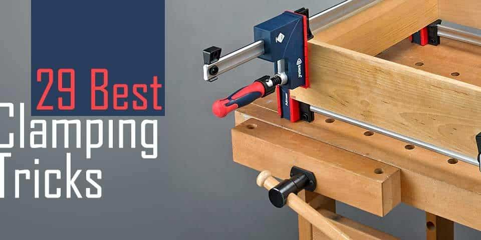 clamping is neccesary in any fabrication shop, in this post we have collected the best 29 clamping tricks