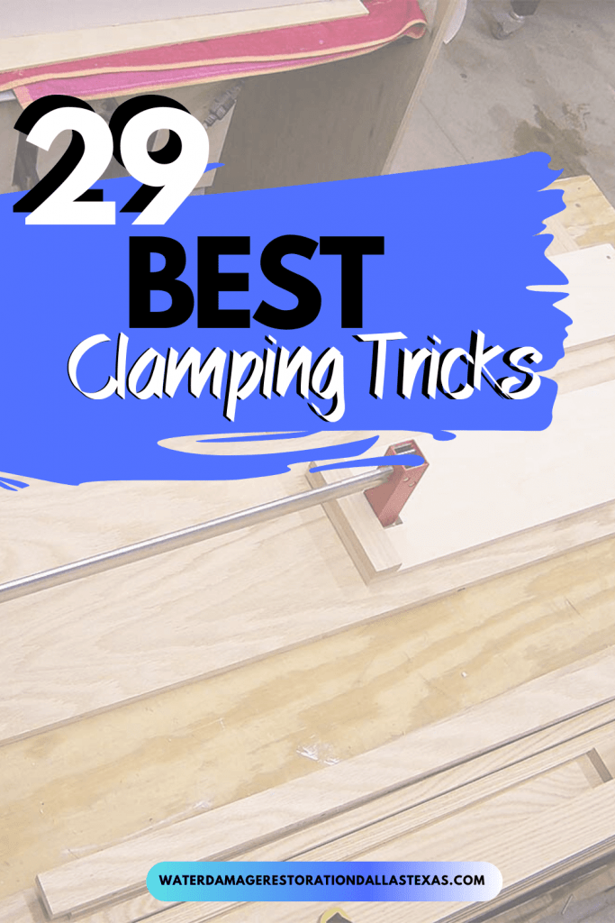 clamping is essential to any fabricration shop and we have gathered all the DIY best clamping tricks out there in buzzfeedstyle