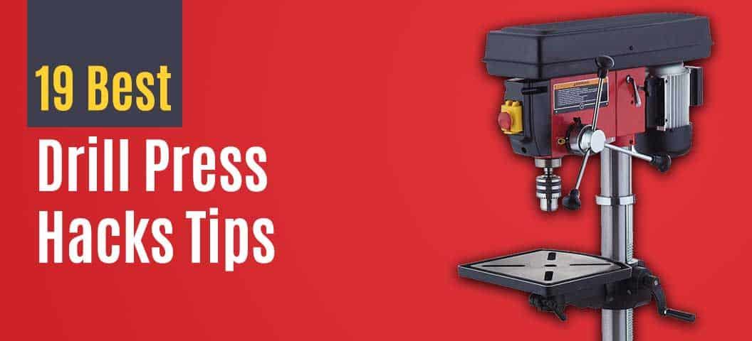 drill press can be used to a lot of different things which is why we have collected all the best drill hack tips out there for fab shop