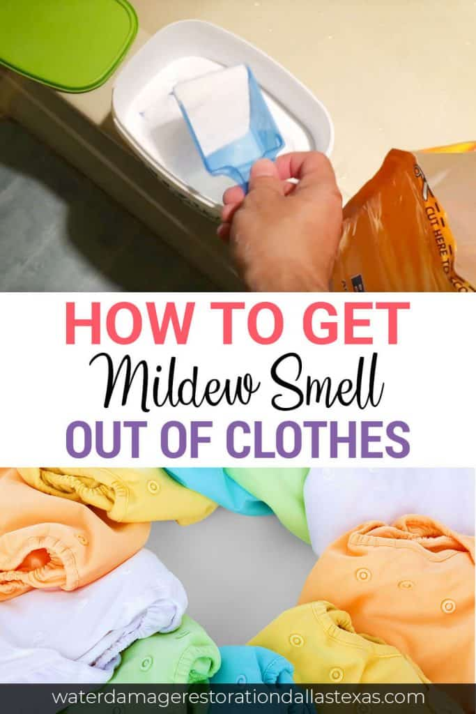 This post is about a DIY technique on how to get mold/mildew smell out of clothes by boiling the clothes
