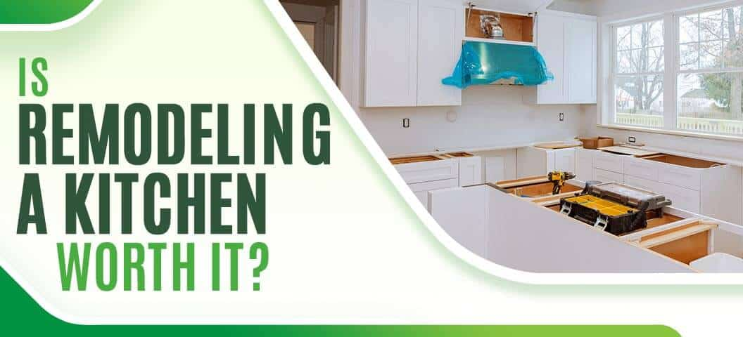 Helping customers deciding if it is worth doing a kitchen remodeling. By doing a kitchen remodeling customers can get a higher ROI if they are going to sell the house